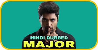 Major Hindi Dubbed Movie
