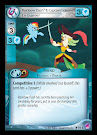 My Little Pony Rainbow Dash & Captain Celaeno, En Guarde! Seaquestria and Beyond CCG Card