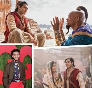7 Fakta unik dan menarik Mena Massoud, si tampan pemeran Aladdin