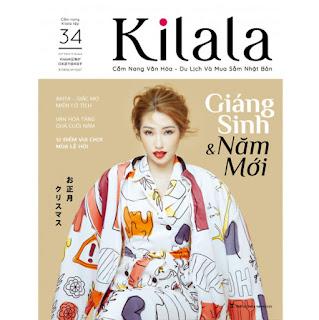 Kilala tập 34   Cẩm nang văn hóa - du lịch và mua sắm Nhật Bản ebook PDF-EPUB-AWZ3-PRC-MOBI