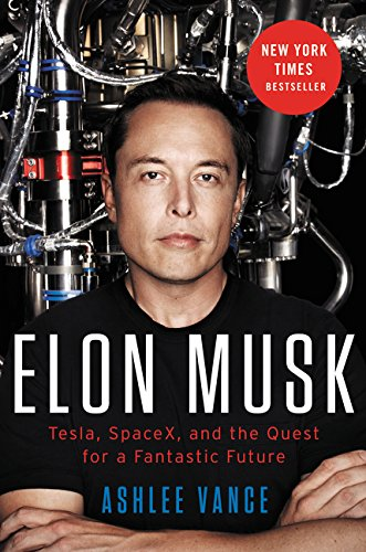 Elon Musk by Ashlee Vance FREE Ebook Download