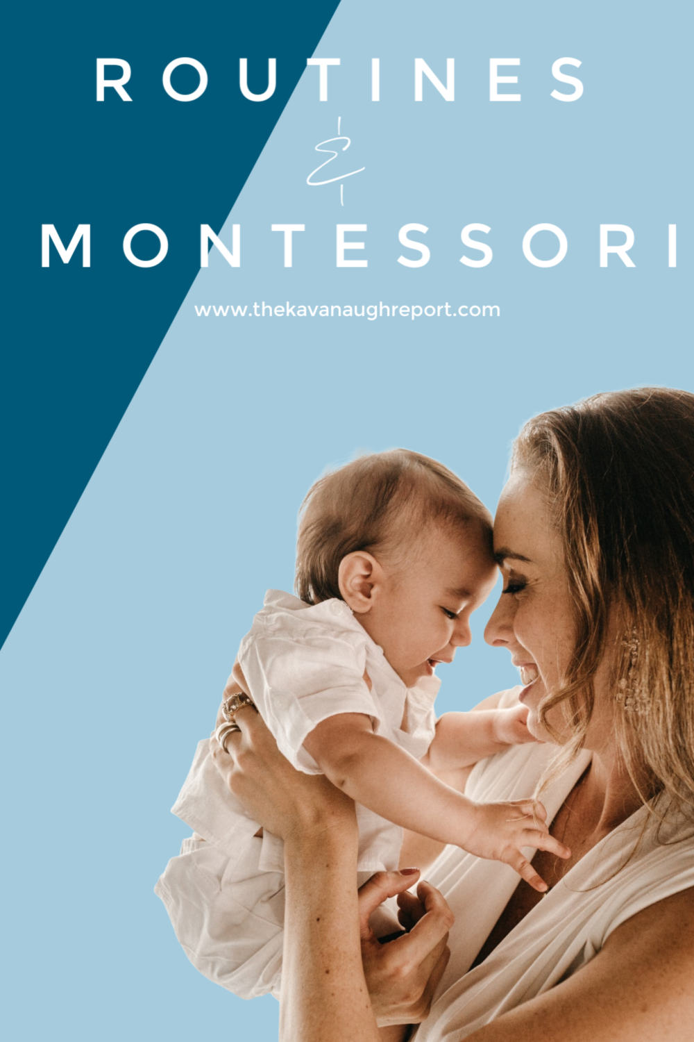 Montessori parenting advice podcast with tips on how to create a routine and rhythm for young children. Plus a look at using daily affirmations with older kids in Montessori homes.