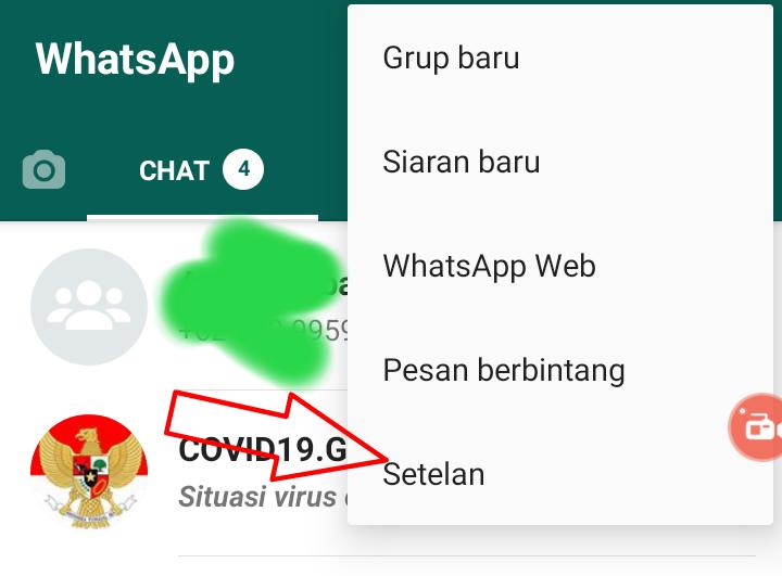 Cara Ganti Nomor WhatsApp tanpa Kehilangan List Kontak