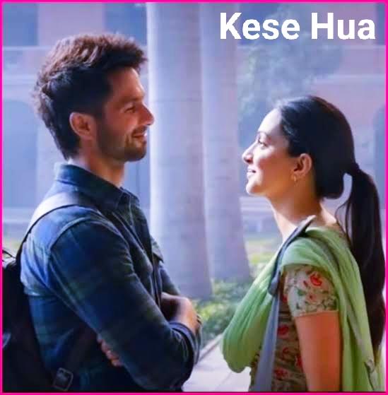 Kese Hua song lyrics Kabir singh