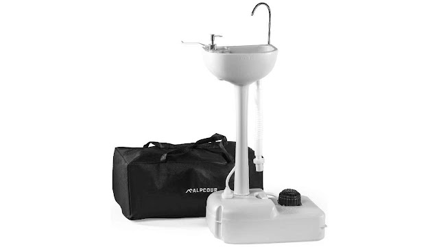 Alpcour Portable Camping Sink