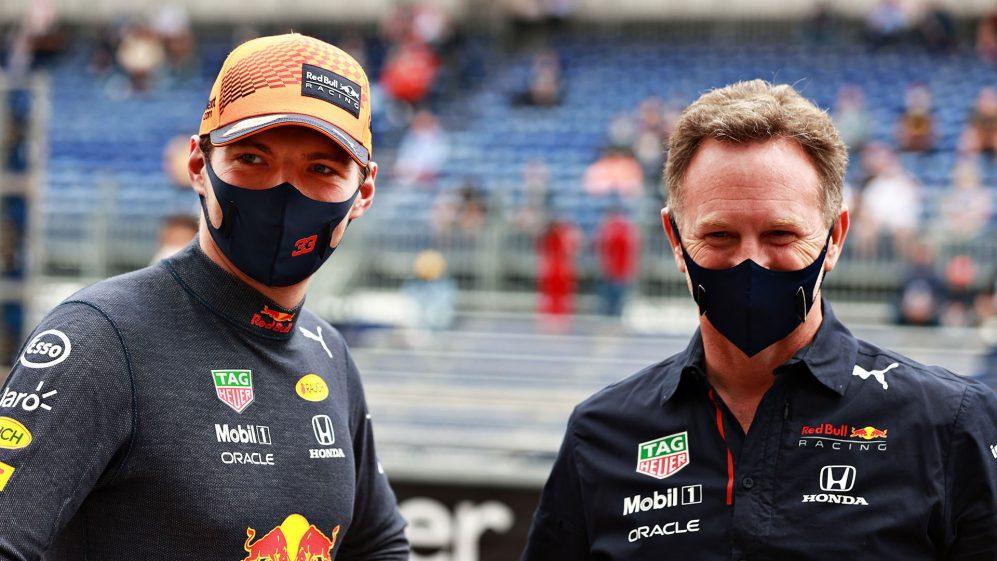 Verstappen 'merece ser o líder do campeonato' após as primeiras cinco corridas, diz Horner