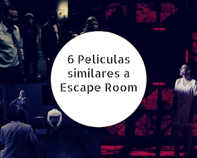 6 Películas similares a Escape Room
