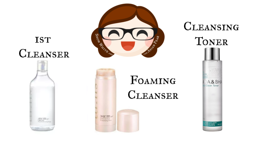 Korean low pH Cleansers