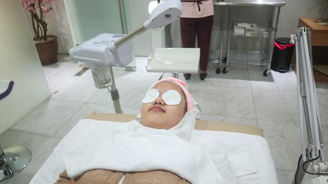 Facial Oxygen