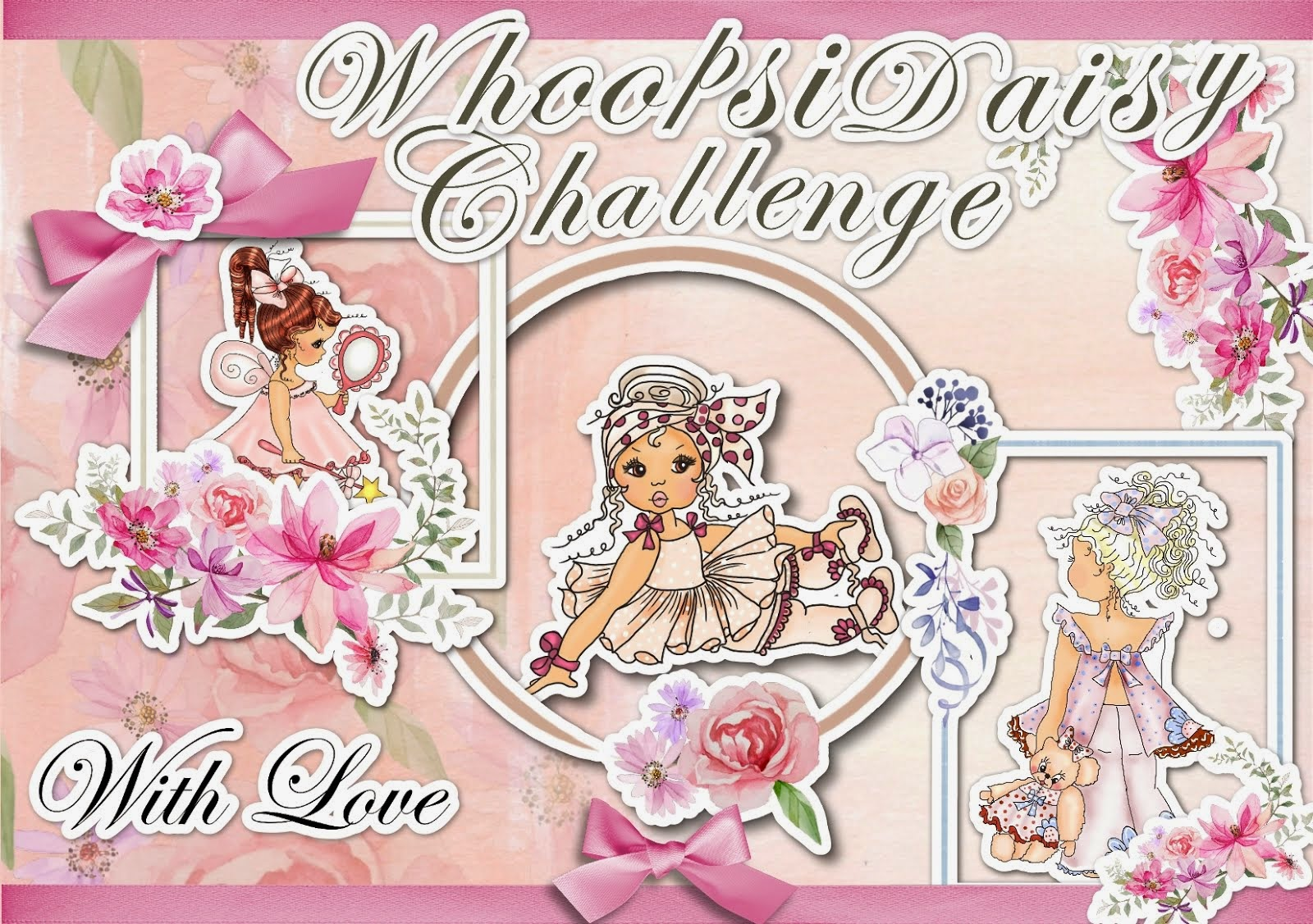 Whoops a Daisy Challenge Blog