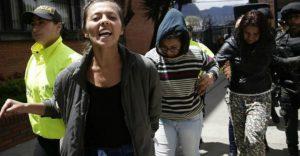 Colombia. Proceso contra detenidos en caso Andino se desmontará cuando baje la presión de los medios