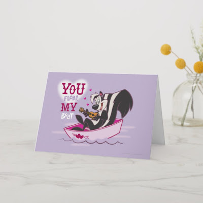 Pepe You Float My Boat - Funny Valentine's Day Card