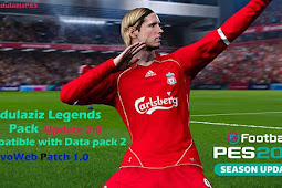 Abdulaziz's Legends Pack Update V3.0 - PES 2021