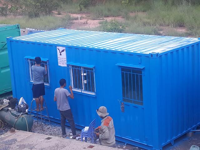 Bán, Cho Thuê Container Tại Xuyên Mộc, Vũng Tàu