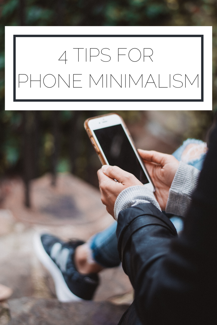 Click to read now or pin to save for later! Here are some tips to help you manage your phone like a minimalist