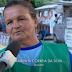 Agricultora de Chã Grande é flagrada pelo fantástico vendendo falso produto orgânico