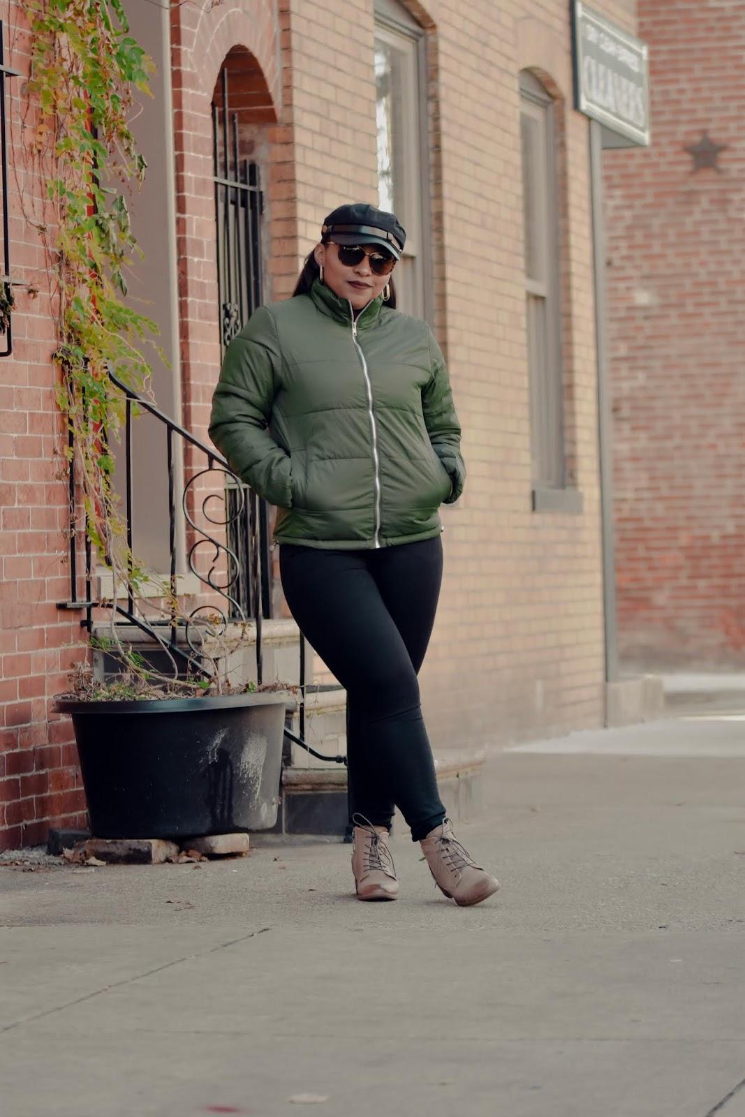 lookbook store, puffer jackers, winter jackets, warm coats for winter.