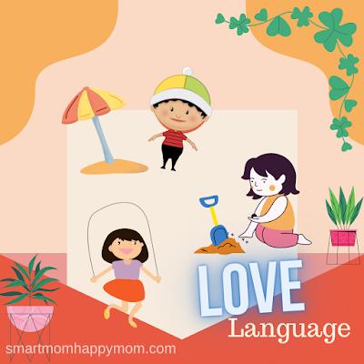 bahasa kasih pada anak