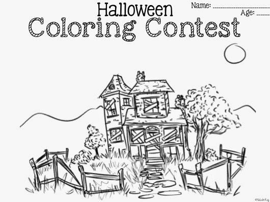 What the Teacher Wants!: Halloween Haunted House Freebie