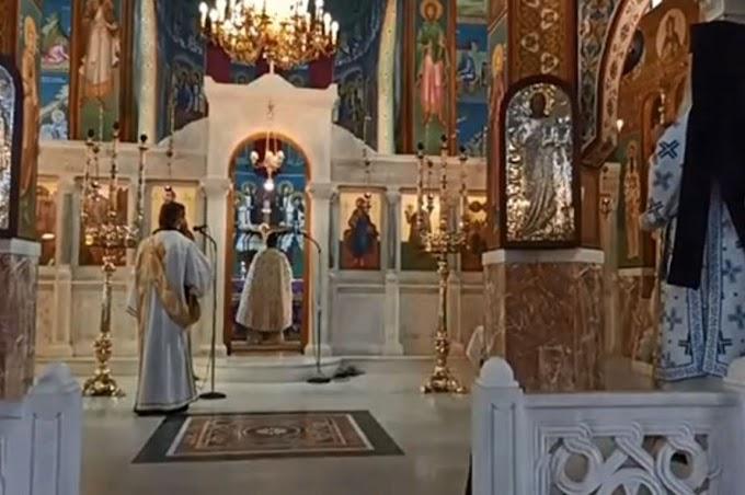 Ο ΑΝΤ1 θα μεταδώσει την Ιερά Ακολουθία του Ακάθιστου Ύμνου και την Κυριακάτικη Θεία Λειτουργία