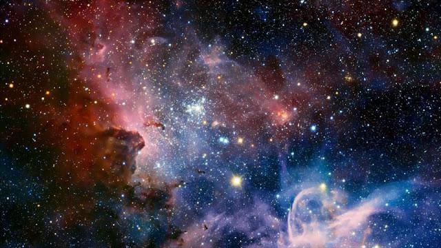 Descubren una galaxia oscura a 330 millones años de luz