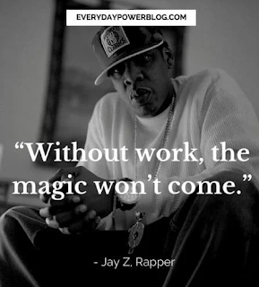 Work for Magic - Jay Z