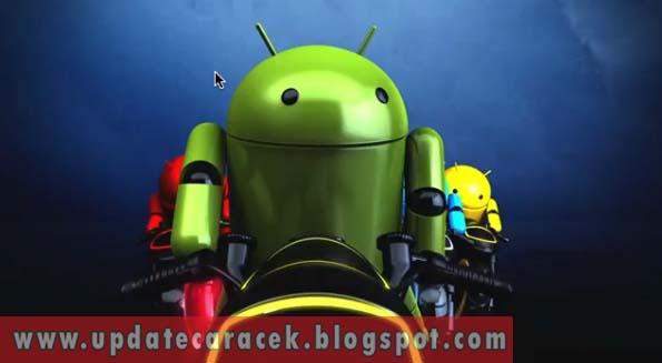 gambar cara cek android