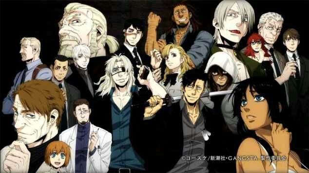 Gangsta BD Batch Subtitle Indonesia