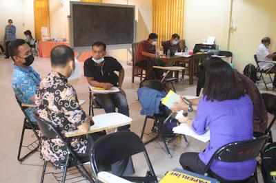 Seminar Pendidikan Dan Sosialisasi Pedoman Pokok Kepegawaian Yayasan Perguruan Masyarakat Kalimantan Barat