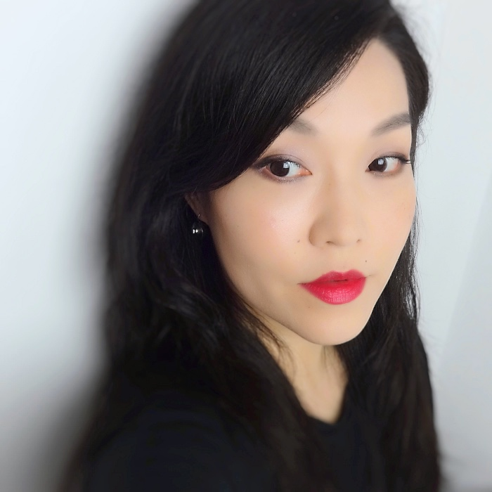 YSL Rouge Pur Couture 55 Rouge Anonyme swatch review