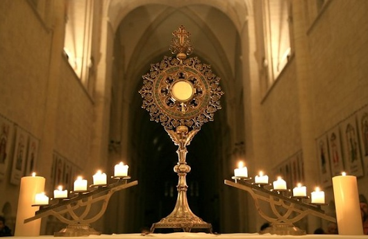 The Eucharist: A Shield from the Wrath of God