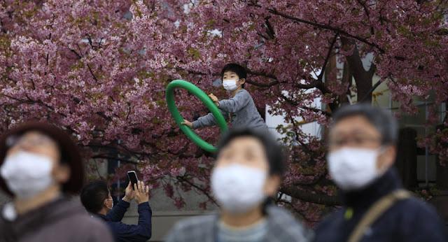 مصاب ياباني: سأنشر فيروس كورونا في كل مكان