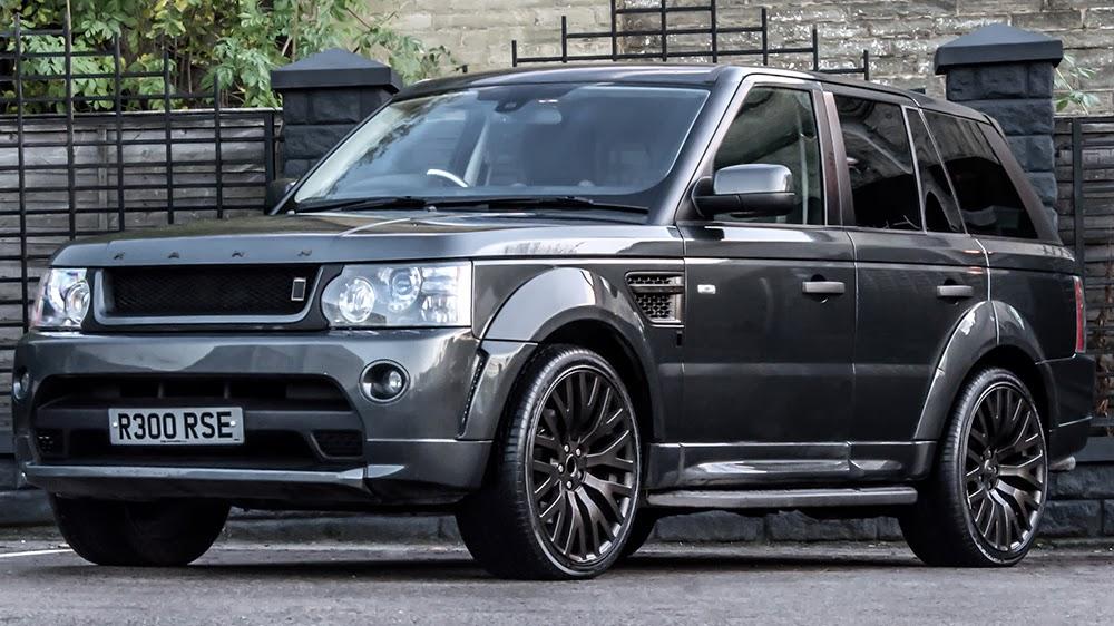 Kahn Design Range Rover Sport   Tdv Rs Cosworth Edition