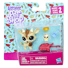 Littlest Pet Shop Series 2 Pet Pairs Chickles Scrapper (#2-117) Pet