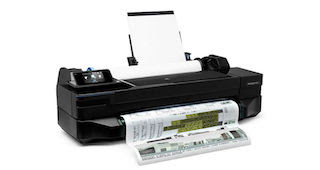 and enjoy wireless connectivity and easy Download HP DesignJet T120 Printer Driver