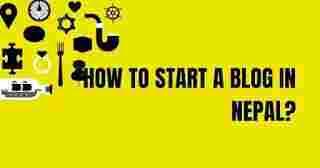 7 hacks to start a Blog In Nepal-Blogging Tips