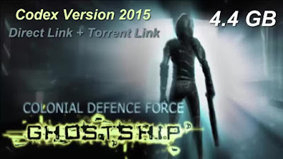 Free Download Game Colonial Defence Force Ghostship Pc Full Version – Codex Version 2015 – Multi Links – Direct Link – Torrent Link – 4.4 GB – Working 100% .