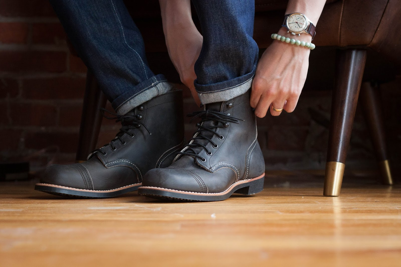 9e515bb7ce6 Workwear 101 - First Impressions - Red Wing Iron Ranger 8086 ...