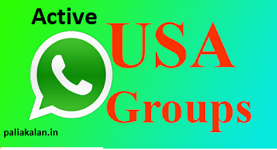 Whatsapp Group join Links of 2021 In America/USA