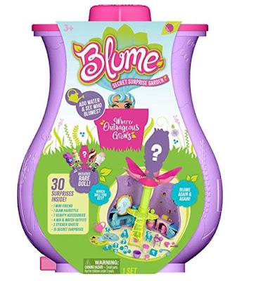 Blume Secret Surprise Garden цветочный замок куклы Блум с сюрпризами