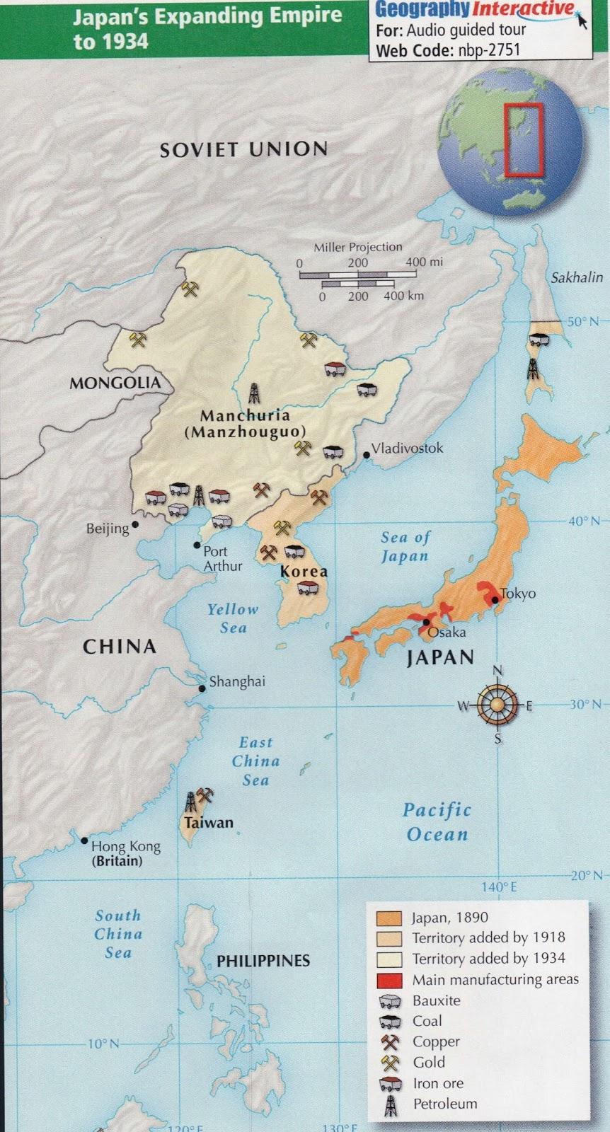 Modern World History Level Five December 8 2015 Meiji