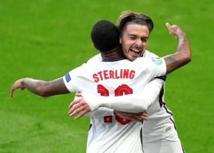 Raheem Sterling wants more goals after Jack Grealish joins him at Man City