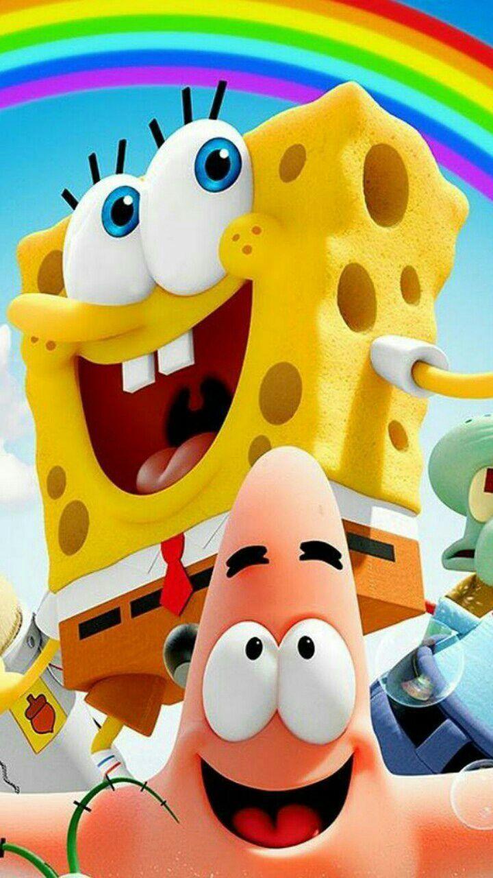 Gambar Spongebob Bacot