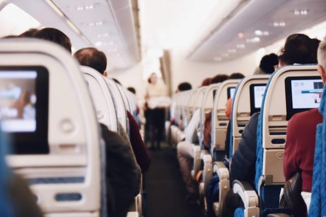 viajar avião