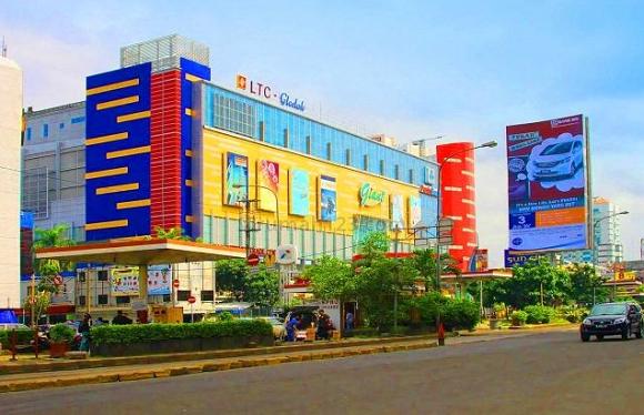 LTC Glodok Taman Sari di Jakarta Barat