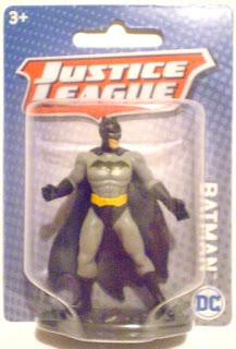 Miniature Batman Figurine