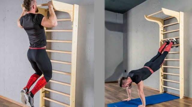 Tips Menggunakan Stall Bars untuk Latihan Kekuatan (Otot)