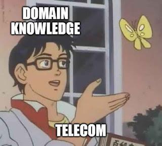 Telecom Domain Knowledge