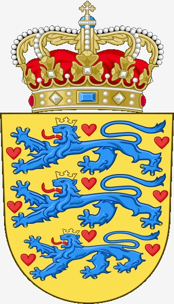 Danish Coat of Arms