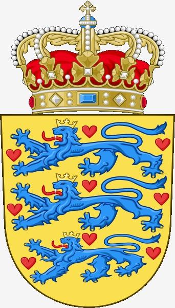 Danish Coat of Arms